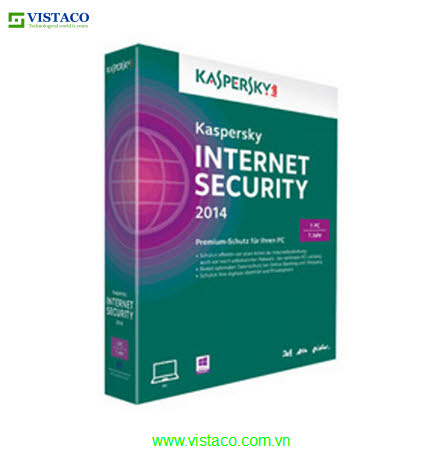 Phần Mềm Kaspersky Small Office Security (  1server+5pc)
