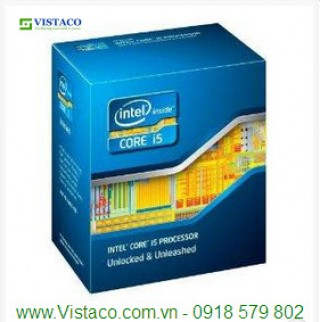 CPU Intel Core i5-3570K (3.4Ghz) - Box