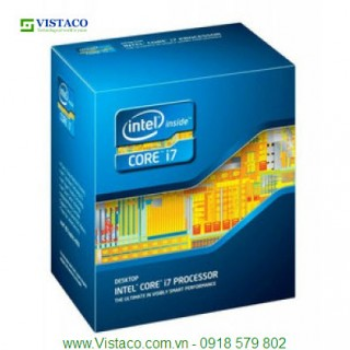 CPU Intel Core i7- 3770 (3.4Ghz) - Box