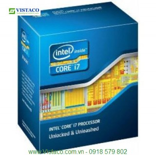 CPU Intel Core i7- 3770k (3.5Ghz) - Box