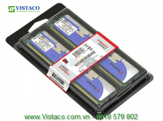 RAM Kit 4GB DDR III /1600 - Kingston - DX3